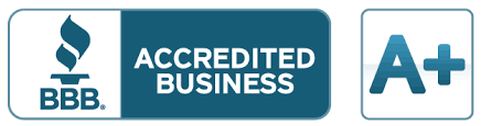 BBB A-Plus Accredited Business